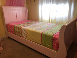 Girls Full Bedroom Set
