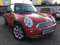 Mini Cooper 1.6 2005 ** Glass Panoramic Roof ** Low Mileage ** New Clutch
