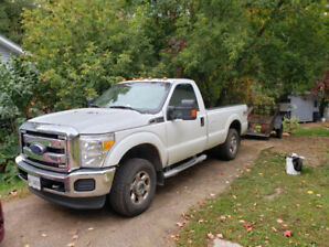 2013 F250 SUPER DUTY XLT FOR SALE