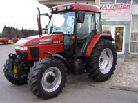 Tractor CASE Inter 90 hp++ year:2000++