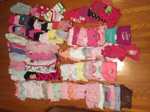 0-3 month girl clothes for sale