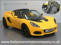Lotus Elise 1.8 Supercharged Sport 220 bhp * TWO OWNERS + FLSH *