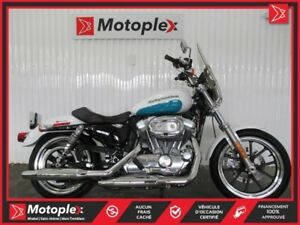 2016 Harley-Davidson Sportster XL883L Low 35$/SEMAINE