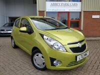 2012 (12) Chevrolet Spark 1.0 LS - Petrol - Manual