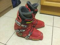 Raichle ski boots size 12