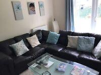 Corner sofa / 3 people piece suite