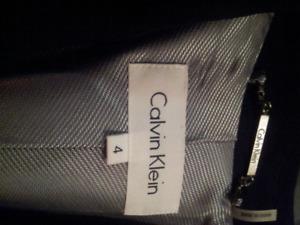 Calvin Klein 2pcs suit