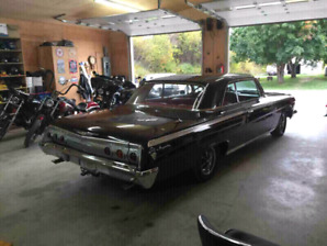 1962 impala reduced to sell