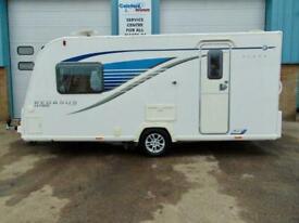 Bailey Pegasus GT65 2 berth with motor mover 2013