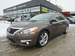 2013 Nissan Altima 3.5 SL **SAFETIED**ONE OWNER**ACCIDENT FREE**