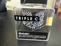 Triple C BluCube Bluetooth Speaker