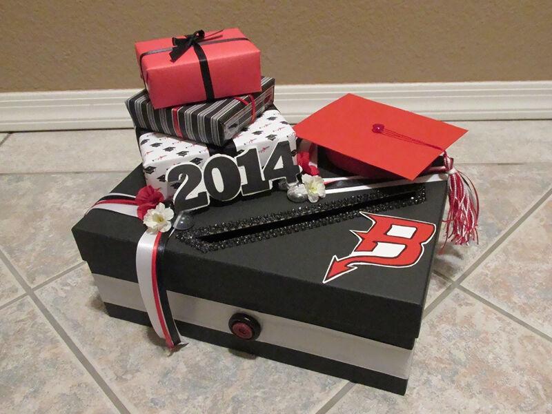 how to make a graduation card box  ebay
