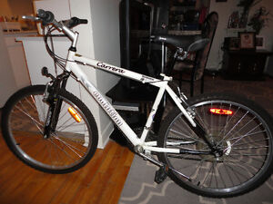 Great Adult Size Mountain Bike With Front Suspension!