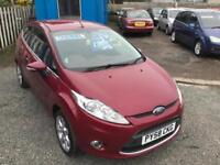 Ford Fiesta 1.4TDCi 2009MY Zetec**3 MONTHS WARRANTY **FINANCE AVAILABLE