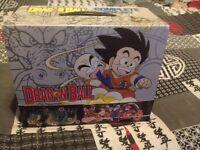 Dragonball Manga Boxset (Rare - Out of Print)