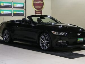 2015 Ford Mustang CONVERTIBLE EcoBoost Premium AUTO CUIR NAV