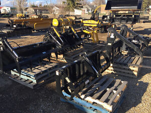 Skid Steer Attachments, Loader Attachments, Tractor Attachments