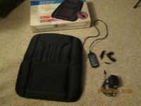 Heated Back massager pad