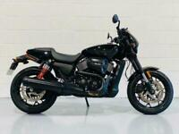 Harley-Davidson Street ROD ! FULL SERVICE HISTORY ! STUNNING CONDITION