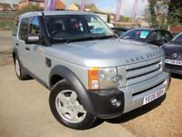 Land Rover Discovery 3 2.7TD V6 auto 2006MY S