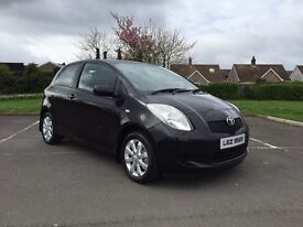 """GLEAMING"" TOYOTA YARIS 1.3 ""limited edition"""