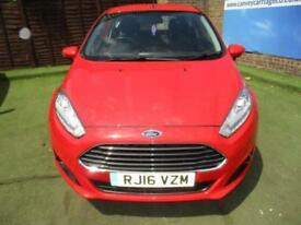 2016 Ford Fiesta 1.0 T EcoBoost Zetec (s/s) 3dr