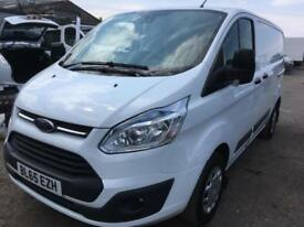 FORD TRANSIT CUSTOM 290 TREND LR Van White Manual Diesel, 2016 65
