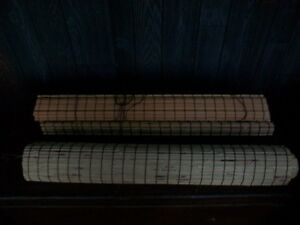 Wooden blinds London Ontario image 1