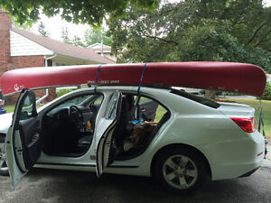 16 FT PROSPECTOR NOVA CRAFT CANOE FOR SALE
