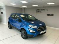 2020 Ford Ecosport ZETEC,2020 WITH JUST 276 MILES! HIGHER SEATING POSITION Hatch