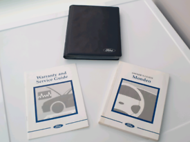 Ford mondeo mk2 book pack