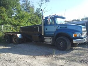 1993 Ford LTLS9000 Series Roll Off