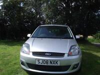 Ford Fiesta 25MY Zetec Blue Edition In Pristeen Condition Ormskirk