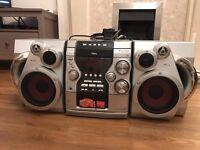 Awia CD player/ stereo HiFi