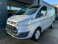 2017 Ford Transit Custom 2.0 270 LIMITED LR P/V 168 BHP PANEL VAN Diesel Manual