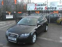 2008 AUDI A3 E SPORTSBACK 1.9TDI ONLY 54,194 MILES, FULL SERVICE HISTORY