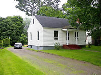 4 bedroom home with garage for sale in Sussex, NB