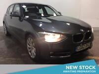2012 BMW 1 SERIES 118d Sport 5dr