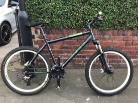 Carrera subway mountain bike (upgraded)