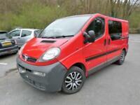 Vauxhall Vivaro SWB 2 berth rear bed campervan conversion for sale Ref 146674