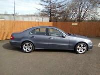 "MERCEDES-BENZ E CLASS 3.2 E320 CDI AVANTGARDE 4 DOOR 2003 ""52"" REG 86,000 F.S.H"