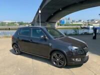 2013 Skoda Fabia 1.2 TSI Monte Carlo TECH Black Edition 5dr Hatchback Petrol Man