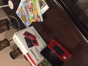 NINTENDO 3DS NEW WITH GAMES