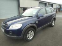 CHEVROLET CAPTIVA LS DIESEL 5 DOOR MANUAL