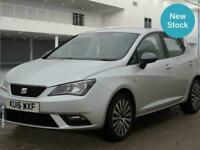 2016 SEAT Ibiza 1.2 TSI 90 Connect 5dr HATCHBACK Petrol Manual