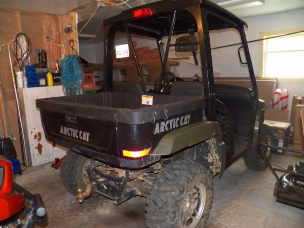 Used 2008 Arctic Cat Side by Side