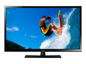 Samsung 43 inch 720p 600HZ PDP Plasma TV works perfectly in p