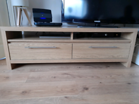 Next tv stand with storage
