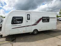 Swift Challenger 565SR 4 Berth Caravan