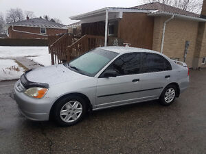 2003 Honda Civic Sedan DX 30th anniversary edition